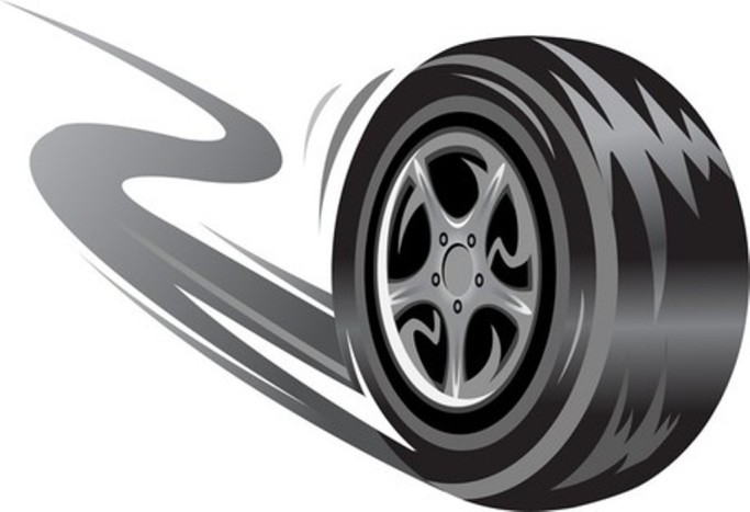 Tire Illustration
